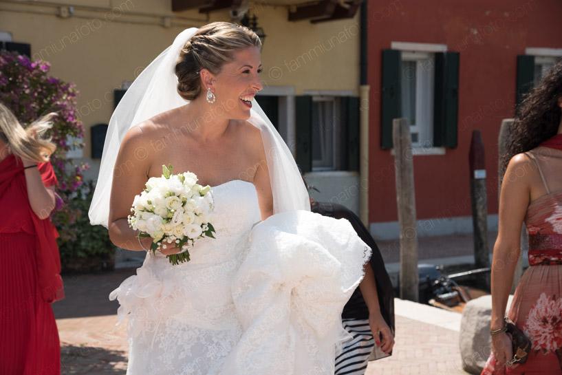 Foto sposa presso Locanda Cipriani